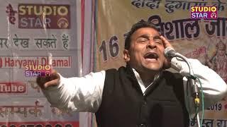 सूर्यकवि पंडित लख्मीचंद का ऐसा किस्सा जिसे सुनकर कलेजा हिल जाए   Sumit Satrod   Latest Ragni