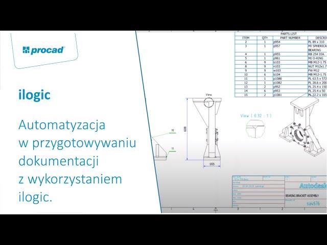 Automatyzacja w przygotowywaniu dokumentacji z wykorzystaniem ilogic