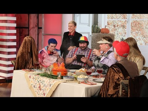 Ellen\'s Thanksgiving Table Seating Strategy Is Failproof