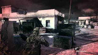 Splinter Cell : Convictions. Iraq hostage mission.  GTX 460 gameplay.