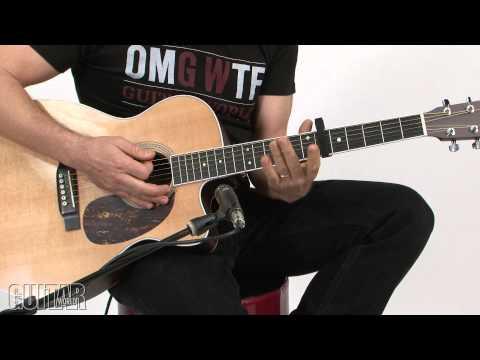 Acoustic Version of Guns N' Roses'
