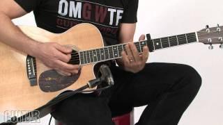 Acoustic Version of Guns N