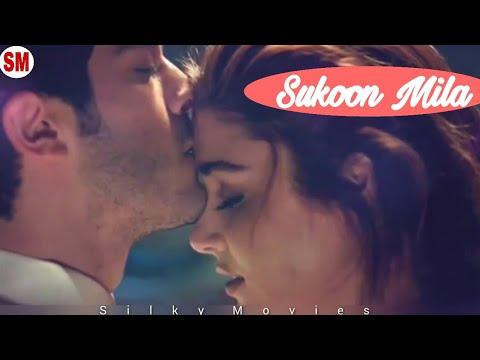 Murat And Hayat  - Sukoon Mila New version