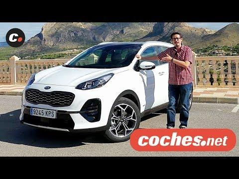 Kia Sportage 2019 SUV   Primera prueba / Test / Review en español   coches.net