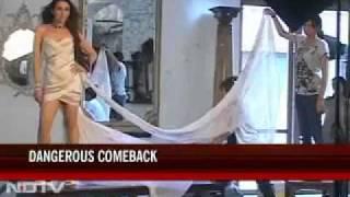Dailymotion   Karisma's desperate comeback   a News   Politics video