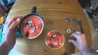 Штроборез своими руками из дрели или болгарки (видео)