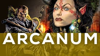 Arcanum: Of Steamworks & Magick Obscura | Troika Games Retrospective 1/3