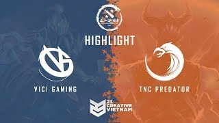 Highlight DAC 2018 | Main Event Day 2 | Vici Gaming vs TNC