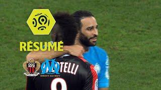 OGC Nice - Olympique de Marseille (2-4)  - Résumé - (OGCN - OM) / 2017-18