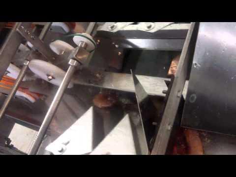 SHRIMP/PRAWN DE-HEADING & FEEDING MACHINE
