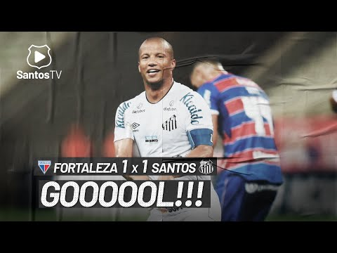 FORTALEZA 1 X 1 SANTOS | GOL | BRASILEIRÃO (15/08/21)
