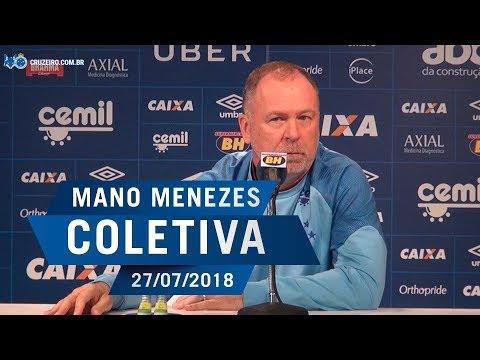 27/07/2018 - Coletiva Mano Menezes