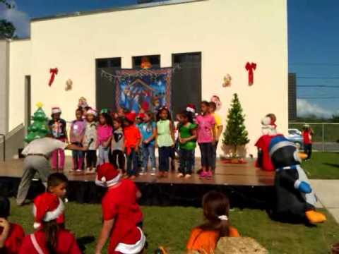 En la escuela cristobal del campo en yabucoa