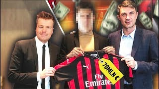 WIELKI TRANSFER!!!  MILAN TO GLORY  FIFA 19