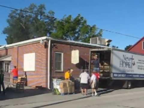 Abbottstown-East Berlin & New Hope Ministries Mobile Food Pantry Partnership