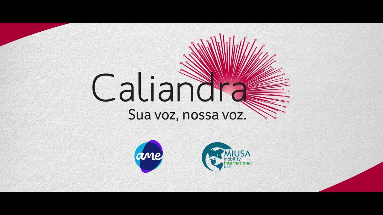 Caliandra: Sua voz, nossa voz