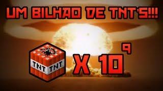 Um Bilhão de TNT