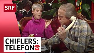 Adam und Eva Chifler – Telefon