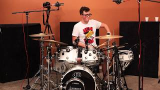 hip hop drum cover // sidney joseph (da truth - south street)