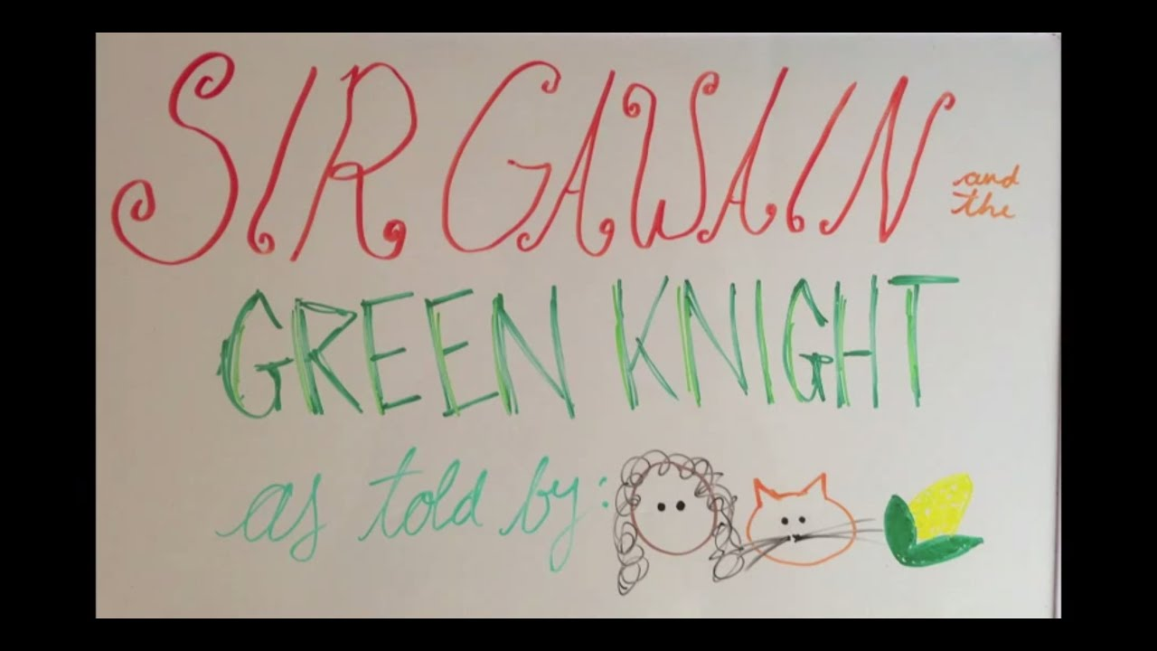 sir gawain and the green knight bastardize english