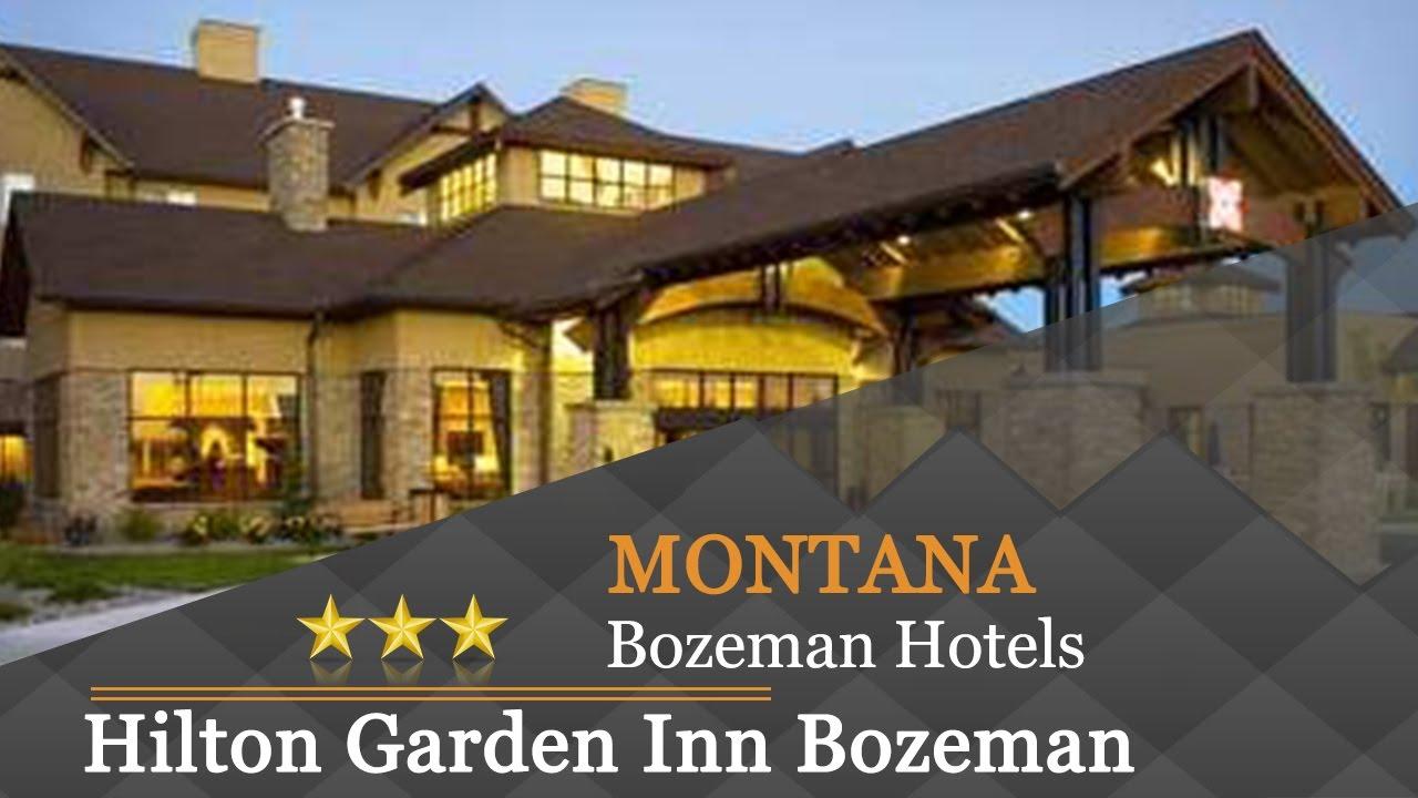 Hilton Garden Inn Bozeman - Bozeman Hotels, Montana - YouTube