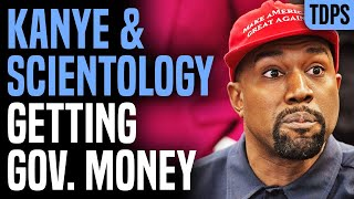 Businesses Fail as Trump Gives Cash to Kanye & Scientology