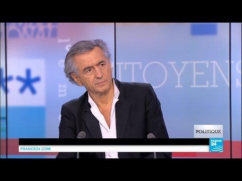 "Bernard-Henri Lévy : ""Les Peshmerga sont les seuls à mener vraiment la guerre contre l'EI"""