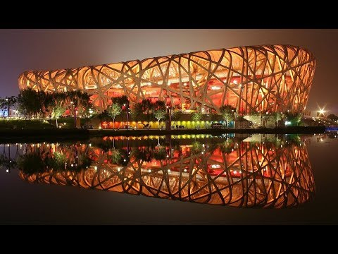 Estadio olímpico nacional de china beijing 2008 Olympic  National stadium