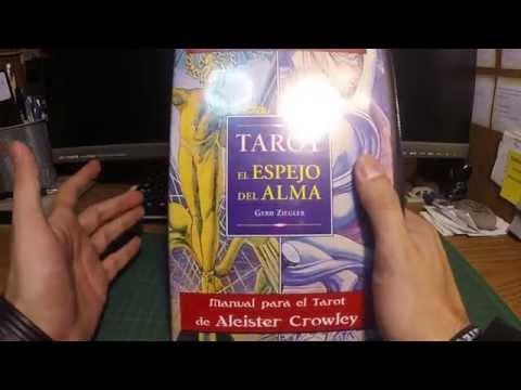 Tarot de Crowley el Espejo del Alma Review