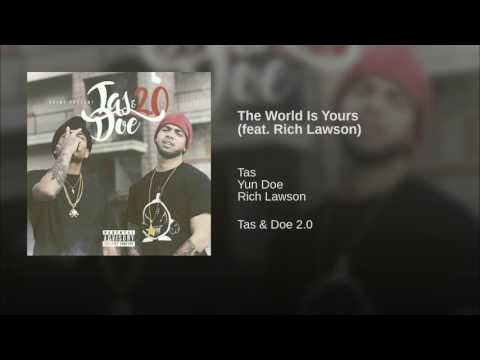 The World Is Yours (feat. Rich Lawson)