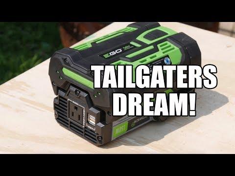 EGO Nexus Escape 150-Watt Power Inverter - Tailgaters Dream