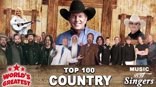Old Country Songs By World's Greatest Country Singer - Top 100 Greatest Hits Country Songs By Singer