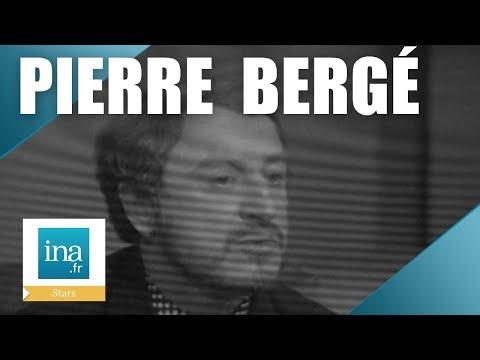 Pierre Bergé 'La haute couture influence la mode' | Archive INA