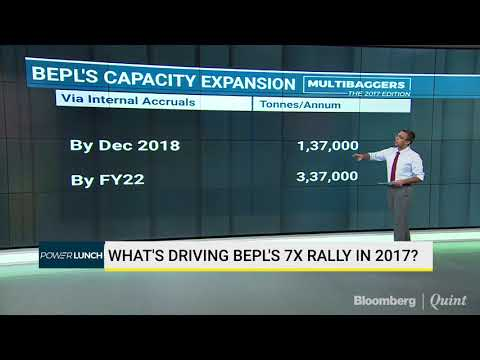 Multibaggers: What's Driving BEPL's 7x Rally In 2017?