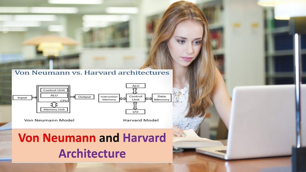Von Neumann And Harvard Architecture Youtube