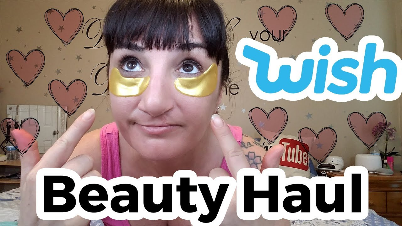 Testing Out A Beauty Haul From WISH #11