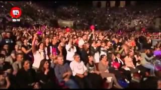 11) Modà live @Arena di Verona - Come un pittore feat Jarabe de palo