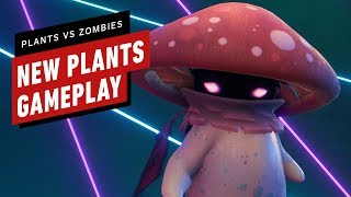 Plants vs. Zombies: Battle for Neighborville - New Plants Gameplay