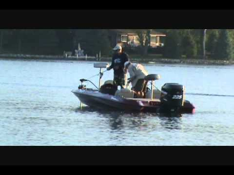 Whitewater Lake Wisconsin, Anglers Choice Bass Tournament By Andrew Smith Fishing