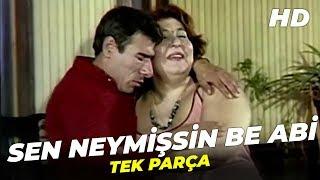 Sen Neymişsin Be Abi - İlyas Salman Eski Türk Filmi Full İzle