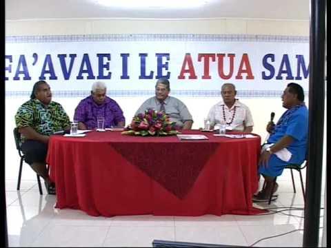 Faavae Ile Atua Samoa Episode1