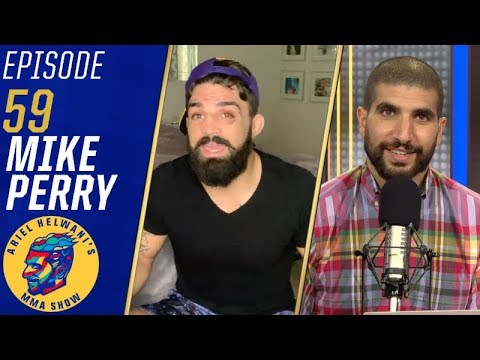 Mike Perry thought he was going to die after UFC Uruguay fight against Vicente Luque
