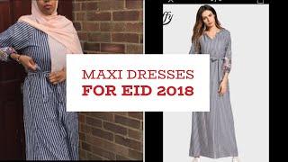 AliExpress Kadalbo Tobabka Dhaadheer | Ciid 2018 | Eid 2018 Abaya Haul From Aliexpress