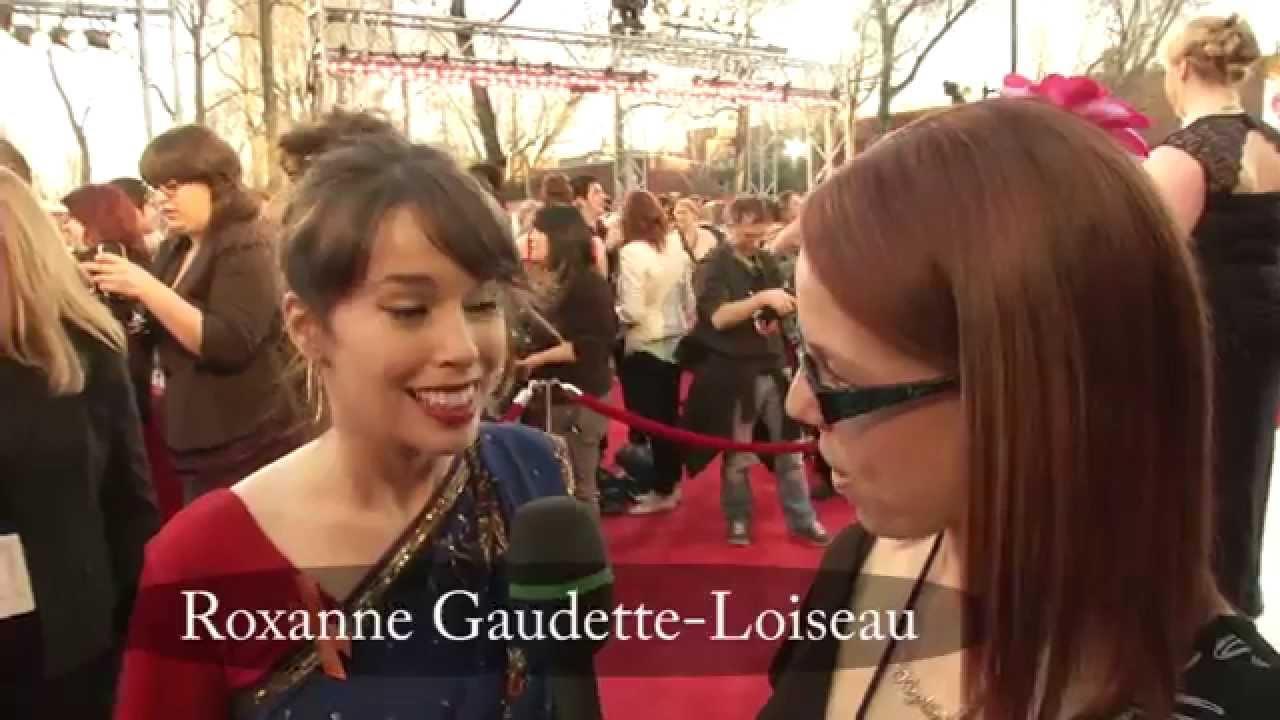 Roxanne Gaudette-Loiseau Nude Photos 11