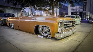 Must See Chevy Trucks of SEMA 2017