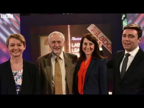 Scottish Labour leader Kezia Dugdale on UK leadership race