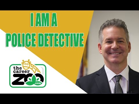 What does a Police Detective do?