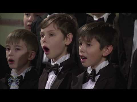 Ave Maria - G. Caccini - Moscow Boys' Choir DEBUT