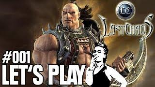 Let's Play - Last Chaos #001 - Titanium [Full-HD Gameplay] [Deutsch]