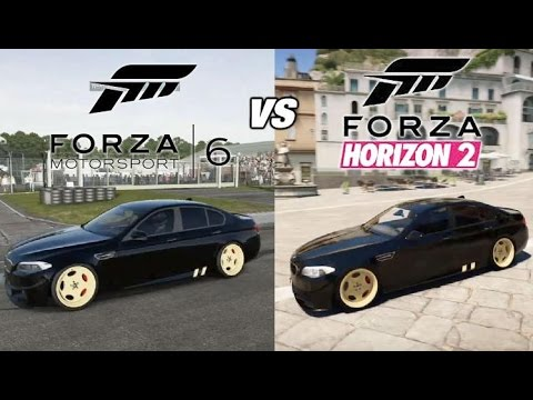 forza 6 vs forza horizon 2 comparison which should you buy youtube. Black Bedroom Furniture Sets. Home Design Ideas